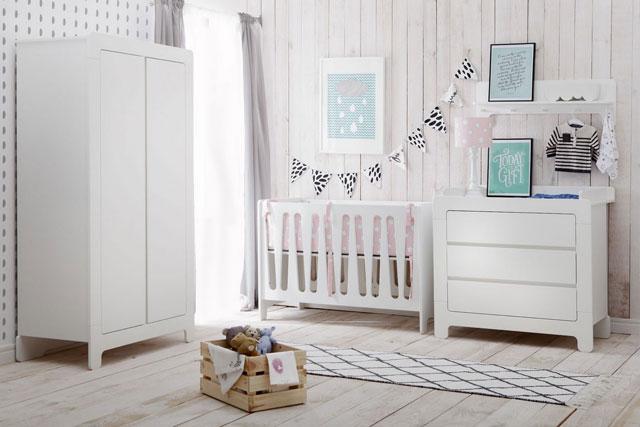 Chambres bébé completes