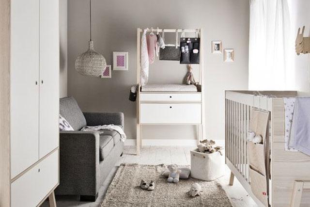 Chambres bébé completes evolutives