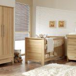 Chambre bébé complète Baby VOX Oakland - lit 120x60