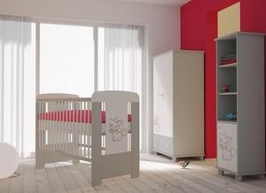 Chambre bébé complète collection PACYGA Petit Chaton Rose