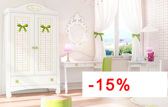 pinio parole fille 2 meubles lit commode baby boutique en ligne. Black Bedroom Furniture Sets. Home Design Ideas