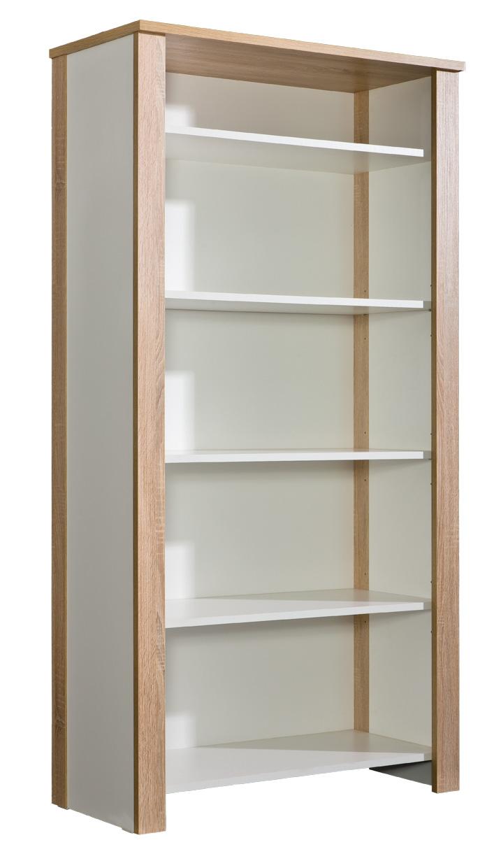 atb multiple 7 meubles lit 140x70 lit 200x80 armoire 3 portes grande biblioth que. Black Bedroom Furniture Sets. Home Design Ideas