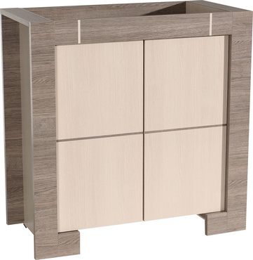 baby vox moderne 4 meubles lit commode armoire 2 portes tag re murale baby. Black Bedroom Furniture Sets. Home Design Ideas