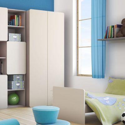Armoire murale chambre dressing chambre sur mesure images for Disposition chambre bebe