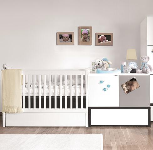 Chambre bébé évolutive YOUNG USERS – NOUVEAUTE 2015