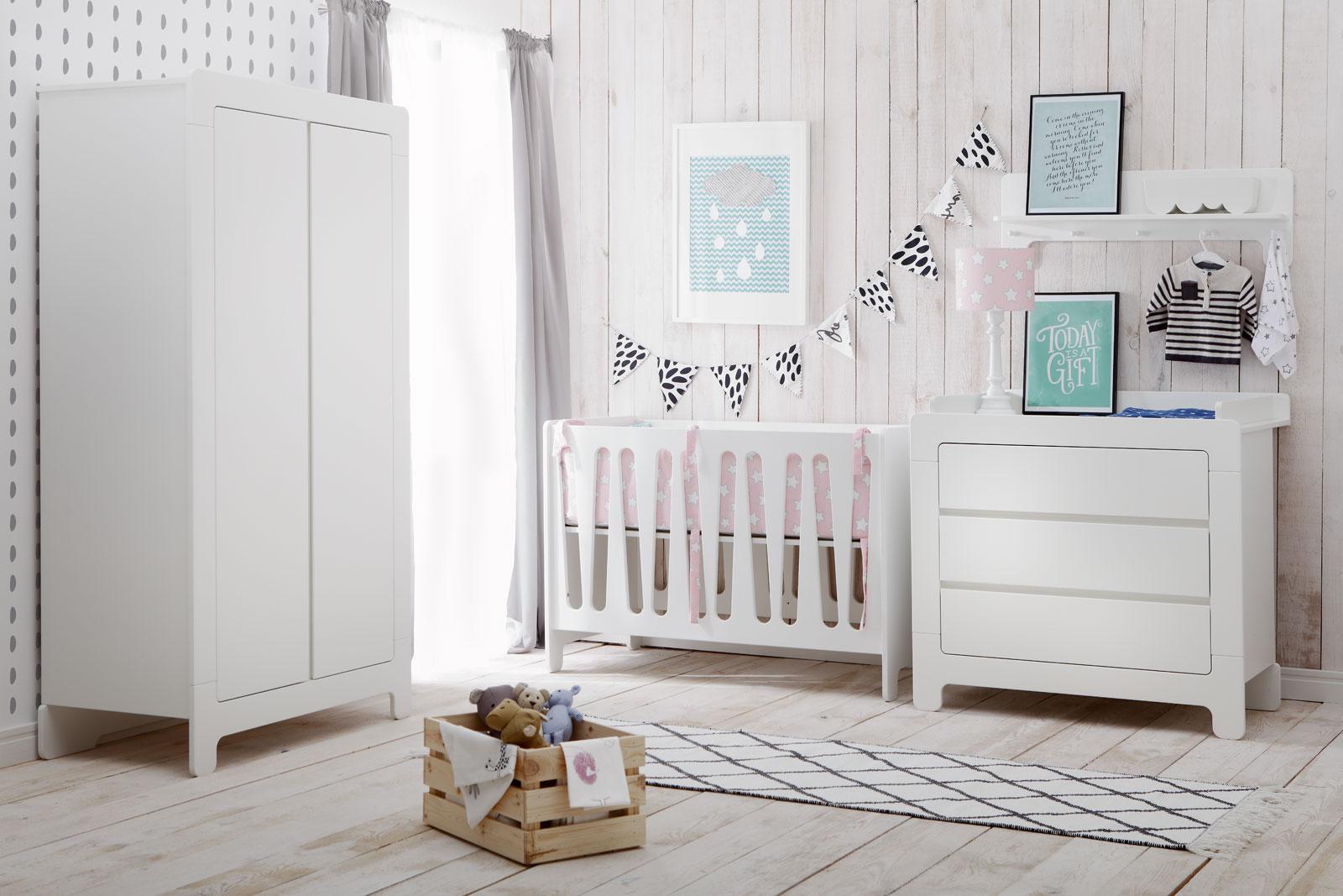 Nouveaute 2016 collection moon   pinio   chambre bébé évolutive ...