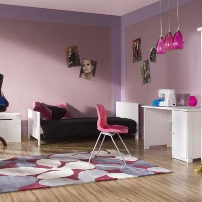 Chambre enfant complète Pinio Barcelona lit 160x70