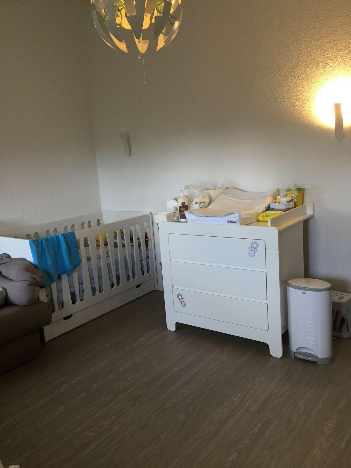 chambre b b volutive pinio collection moon l honneur gr ce une fid le cliente du. Black Bedroom Furniture Sets. Home Design Ideas