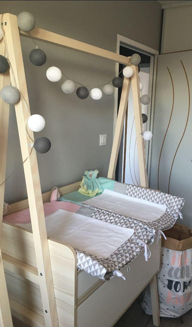 Chambre b b volutive baby vox collection spot baby l - Spot chambre enfant ...