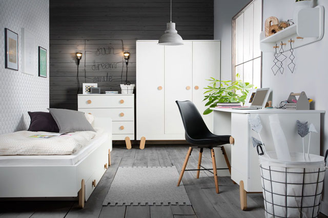 chambres pour filles et gar ons pas cher baby. Black Bedroom Furniture Sets. Home Design Ideas