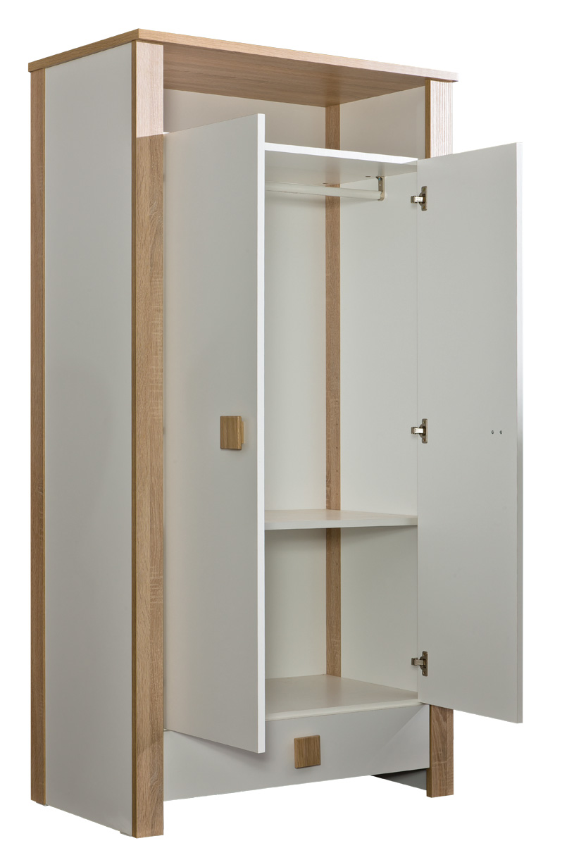 Atb multiple 7 meubles lit 140x70 lit 200x80 for Armoire murale bureau