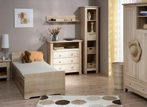 Chambre ado complète - BOIS MASSIF » Baby-Mania.com Boutique en ligne