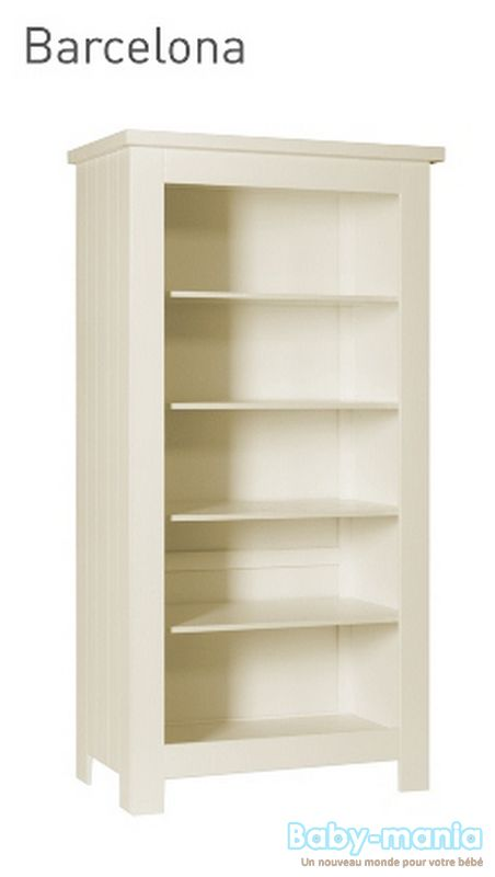 Pinio barcelona 5 meubles lit 140x70 commode armoire for Meuble barcelona