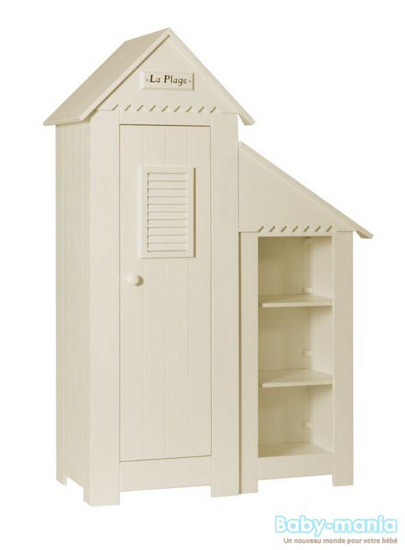 Pinio marseille 4 meubles lit 140x70 commode armoire for Porte 4 marseille