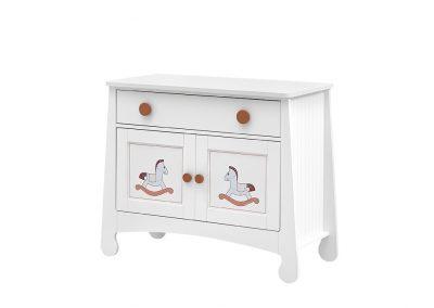 pinio parole gar on 2 meubles lit 140x70 commode baby boutique en ligne. Black Bedroom Furniture Sets. Home Design Ideas