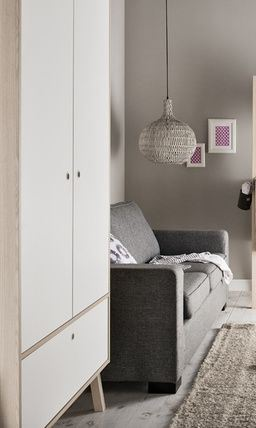 Baby vox spot baby 2 meubles lit 120x60 armoire baby for Meuble 120x60