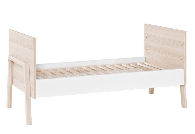 perfect un lit with lit bb scandinave. Black Bedroom Furniture Sets. Home Design Ideas