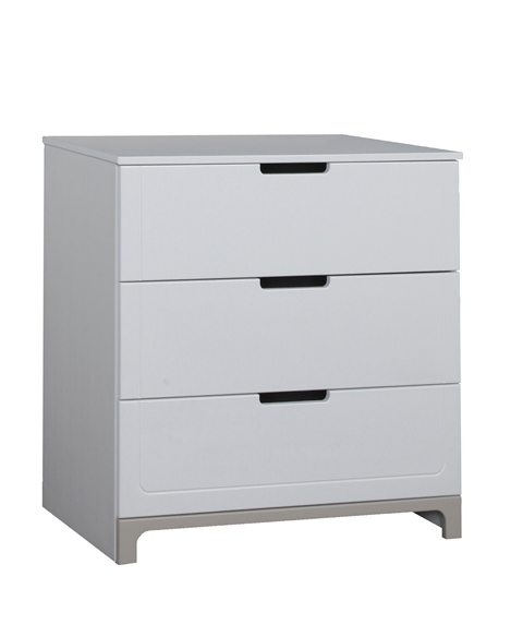 pinio mini gris gar on 3 meubles lit 160x70 commode armoire 2 portes baby. Black Bedroom Furniture Sets. Home Design Ideas