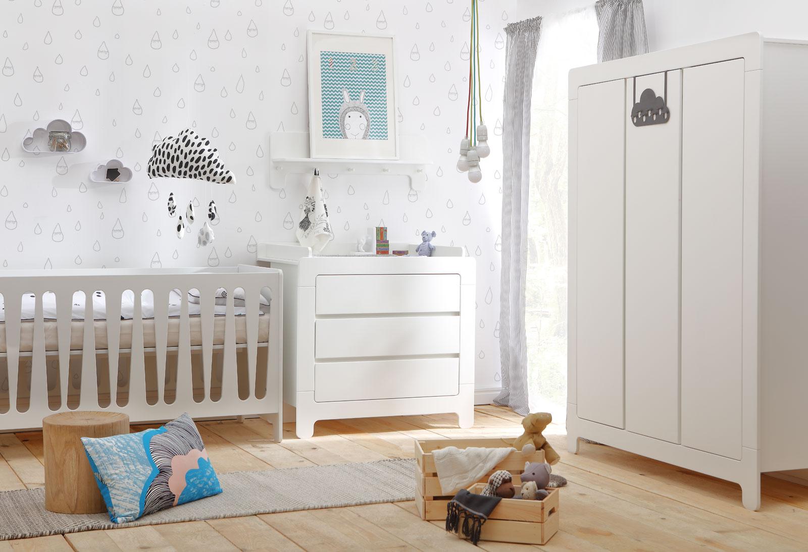 Chambre bébé scandinave. Nos idées pour l\'ameublement chambre bébé ...