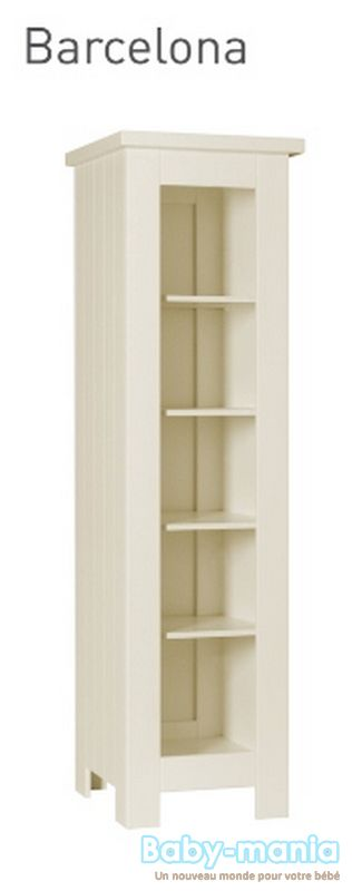 Pinio barcelona 6 meubles lit 160x70 commode armoire for Meuble barcelona