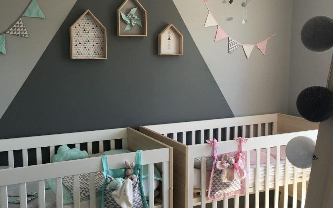 Chambre bébé évolutive Baby Vox collection Spot Baby à l'honneur grâce à une fidèle cliente de la région de Lyon très satisfaite