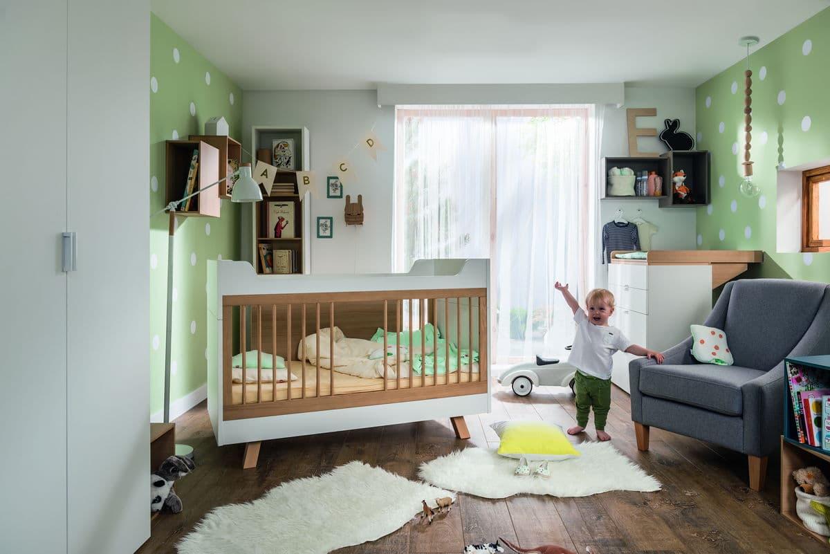 chambre b b scandinave nos id es pour l 39 ameublement chambre b b style nordique. Black Bedroom Furniture Sets. Home Design Ideas