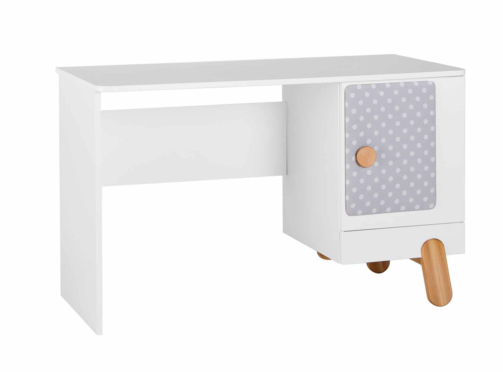 Pinio iga textile 6 meubles lit 140x70 commode for Armoire murale bureau