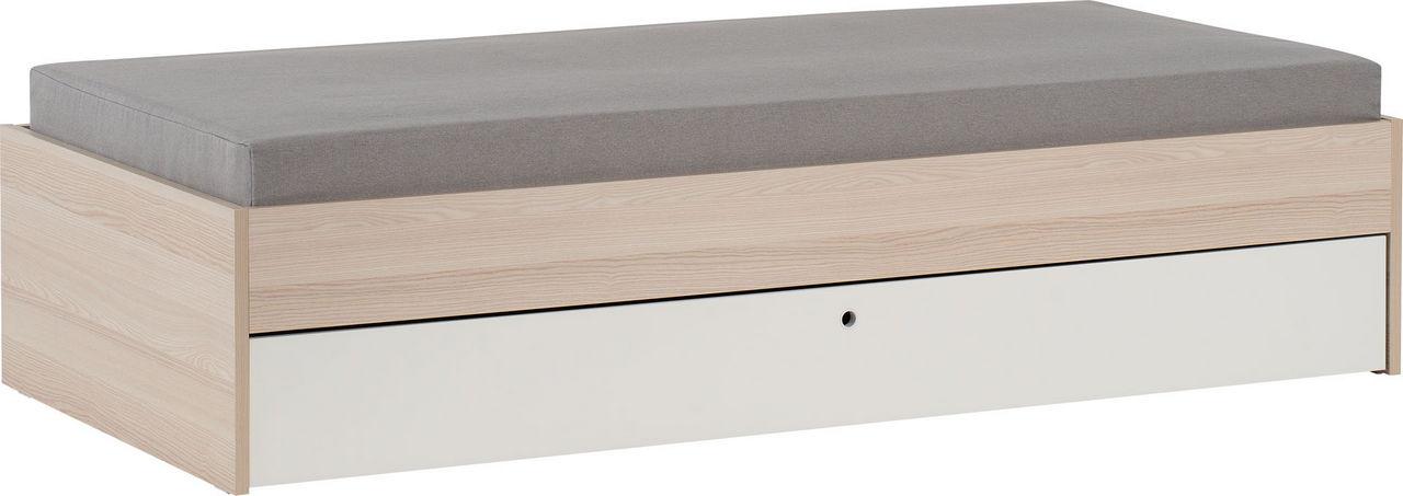 Vox spot young 5 meubles lit 200x90 avec tiroir lit for Chambre adulte complete venise avec tiroir lit