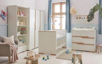 NOUVEAUTE 2019 – Chambre bébé et évolutive collection PINIO SNAP