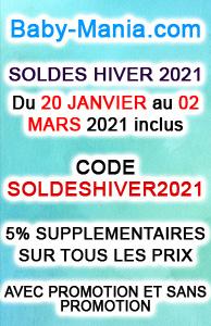 SOLDES HIVER 2021