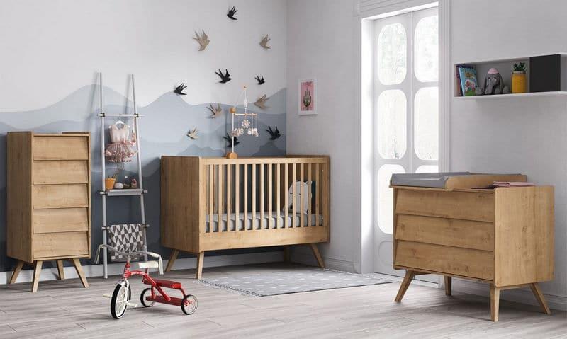 Chambre bébé complète
